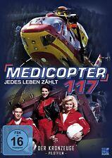 MEDICOPTER 117: DER KRONZEUGE, Pilotfilm (Sabine Petzl) NEU+OVP