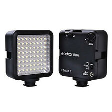 Godox 64 LED Camera LED Panel light,Portable Dimmable Camera Camcorder Led#G0S6