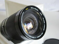 Olympus OM Mount 35-140mm f3.8-5.3 Zoom Lens by Soligar New Old Stock
