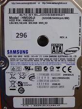 320gb Samsung hm320ji | 2009.03 | PCB: mango rev.03 #296