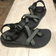 Vtg Chaco Women's Z1 Classic Athletic Sandal Green Size W8 Hiking USA MADE