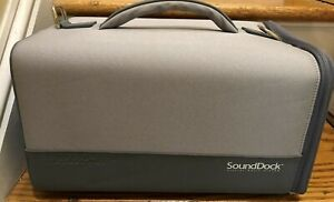 Bose SoundDock Carrying BAG ONLY Portable Travel Case Shoulder Strap Sound Dock