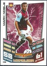 TOPPS MATCH ATTAX 2012-13- #336-WEST HAM UNITED-MARK NOBLE
