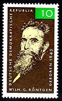 1096 postfrisch DDR Briefmarke Stamp East Germany GDR Year Jahrgang 1965