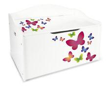 XL Kiste für der Spielzeuge Motiv: Schmetterlinge 102/244160M