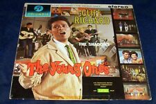 Cliff Richard LP THE YOUNG ONES STEREO original 1st-PRESS VERY RARE
