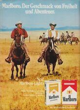 Marlboro Zigaretten - Reklame Werbeanzeige Original-Werbung 1974 (7)