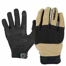 Valken Kilo Tactical Paintball / Airsoft Gloves - Tan - Small