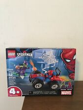 Lego Marvel Spider-Man Car Chase (76133) New 52 PCS Green Goblin