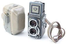 Rolleiflex 4x4 mit Schneider Xenar 3,5/60mm Rollei Germany TOP & CLEAN cond. A/B
