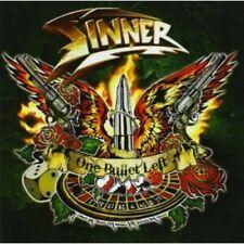 SINNER (METAL) - ONE BULLET LEFT USED - VERY GOOD CD