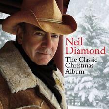 diamant de Neil - The Classic Album de Noël - Album CD endommagé BOÎTIER
