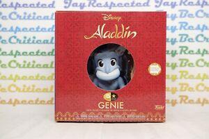 Funko 5 Star - Disney Aladdin - Genie (inc. Magic Carpet) Vinyl Figure
