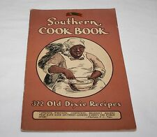 1939 Southern Cook Book 322 Old Dixie Recipes Paperback Black Americana Lustig