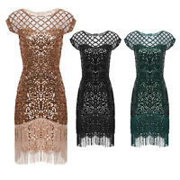 Women Sequin Bodycon Dress Ladies Evening Party Ball Gown Mini Dresses Shiny