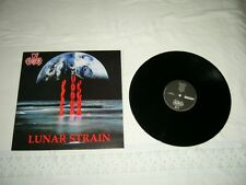 IN FLAMES --- very rare original 2000 LUNAR STRAIN LP!!! melodic death metal