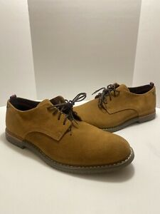 Timberland Gentleman Dress Oxford(9249B) Suede Men's Shoes US Size 8.5