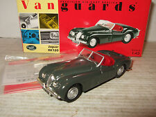 Vanguards VA05903 Jaguar XK120 Diecast Model in 1:43 Scale