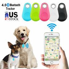 Kid Child Pet Key Finder Phone GPS Location Bluetooth Tracking Tracker Tag Alarm