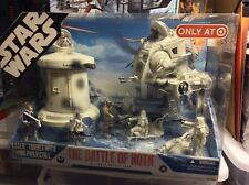 Star Wars The Battle of Hoth Ultimate Battle Pack - 2007 Target Exclusive