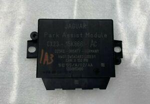 2012 - 2015 JAGUAR XF XFR XFR-S XK XKR XKR-S - PARK ASSIST CONTROL MODULE OEM