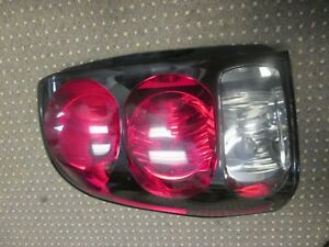 02-09 Chevy Trailblazer Tail Light Left Driver Side 15131578 Free Expedited