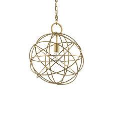 Lampadario vintage classico sfera oro a 1 luce Konse