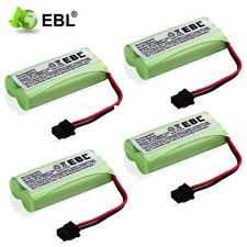4Pack Replacement Battery For Uniden DECT 6.0 BT1008 BT-1021 Cordless Phone