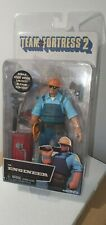 "NECA TEAM FORTRESS 2 SERIES 3.5 BLU THE ENGINEER 7"" inch ACTION FIGURE 2018"