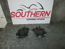 KAWASAKI ER 6 F 650 2010 FRONT BRAKE CALIPERS (BOX)