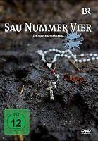 Sau Nummer Vier - Ein Niederbayernkrimi von Max Färberböck   DVD   Zustand gut