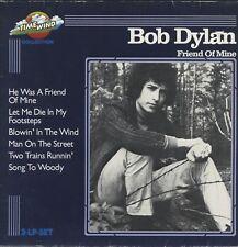 "BOB DYLAN: ""Friend of Mine"" - 2 Vinyl LP - Go - Italy 1984"