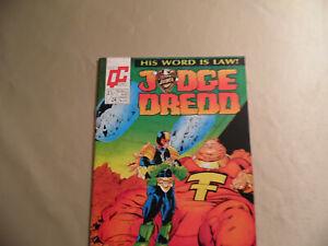 Judge Dredd #23/24 (Quality Comics 1988) Free Domestic Shipping