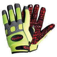 "REFRIGIWEAR 0379RHVLXLG Mechanics Gloves,XL/10,25-1/2"",PR"