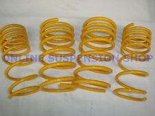 Lowered Front and Rear KING Springs to suit 91-95 NISSAN Pulsar N14 Models