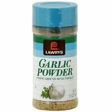 Lawry's Garlic Powder Ground with Parsley