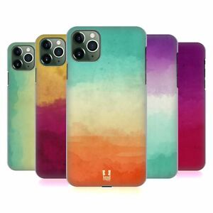 HEAD CASE DESIGNS WATERCOLOURED OMBRE CASE & WALLPAPER FOR APPLE iPHONE PHONES