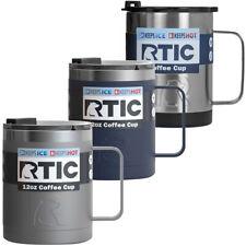 12 унций (примерно 340.19 г.) - rtic из нержавеющей стали с вакуумной изоляцией кофейная чашка