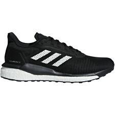 Para Hombre Adidas Solar Unidad St Negro Atlético zapato de correr Soporte Tamaños 9-15 D97443