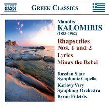 Rhapsodies & Symphonic Poems, New Music