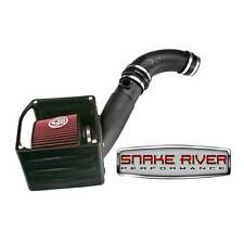 S&B COLD AIR INTAKE 01-04 GMC CHEVY DURAMAX DIESEL LB7 6.6L 2500 HD 3500