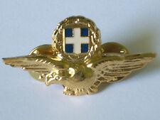 GREEK CYPRUS MILITARY AIR FORCE PIN BADGE ORIGINAL