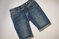 Miss Me Womens 27 Bermuda Denim Jean Shorts - New Style JP5724M2