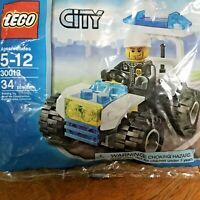 NEW Lego City POLICE QUAD - Buggy  Polybag