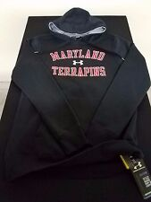 New Men's Under Armour Maryland Terrapins UA Loose Pullover Hoodie Size Small