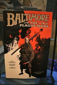 Baltimore Volume 1 The Plague Ships Dark Horse TPB Hellboy Mike Mignola
