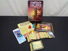 Forbidden Island Board Game Gamewright Complete (OAR31)