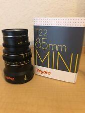 Veydra Mini Prime 85mm T2.2 Cinema Lens E Mount Imperial Markings
