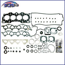 BRAND NEW ENGINE HEAD GASKET SET FOR ACURA INTEGRA 90-01 1.8L