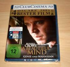 Blu Ray - A Beautiful Mind - Genie und Wahnsinn - Russell Crowe - Neu OVP